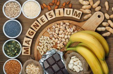 فوائد المغنيزيوم الصحية - الحصول على المغنزيوم من الطعام - المكملات الغذائية - الخمية الحاوية على المعادن الضرورية للجسم - عمل الأعصاب