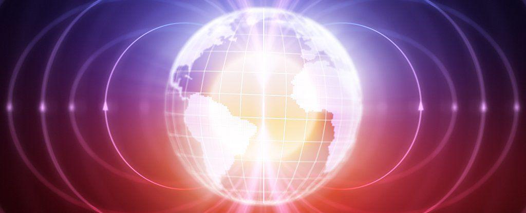 ما سر قدم المجال المغناطيسي للارض ؟  هل يكون الكوارتز هو الاجابة ؟