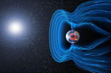 الغلاف المغناطيسي