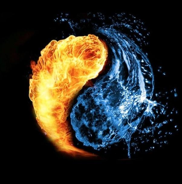 كيف نطفئ الحريق سريعًا، بالماء الحار أم البارد؟