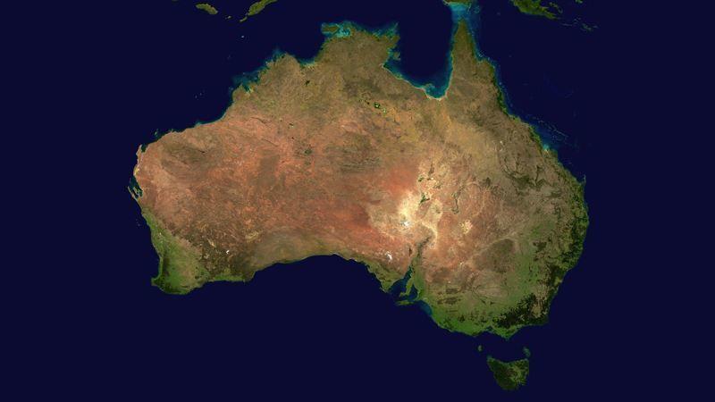 اكتشاف أدلة على ارتباط أجزاء من أستراليا مع شمال أمريكا قبل مليار سنة