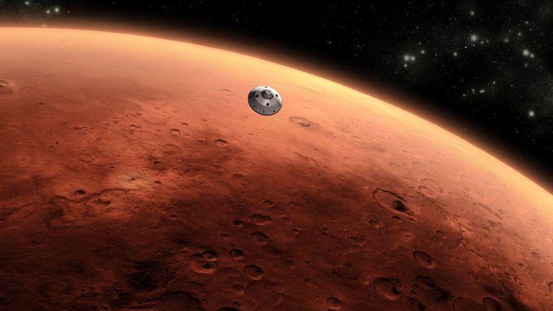 هل هناك حياة على المريخ اليوم ؟