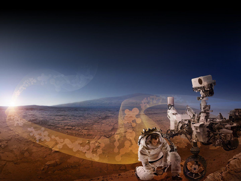 كشفت وكالة ناسا عن خطتها للحصول على عينات من المريخ لأول مرة!