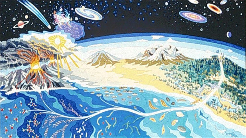كيف بدأت الحياة على الأرض وما كانت شرارتها؟