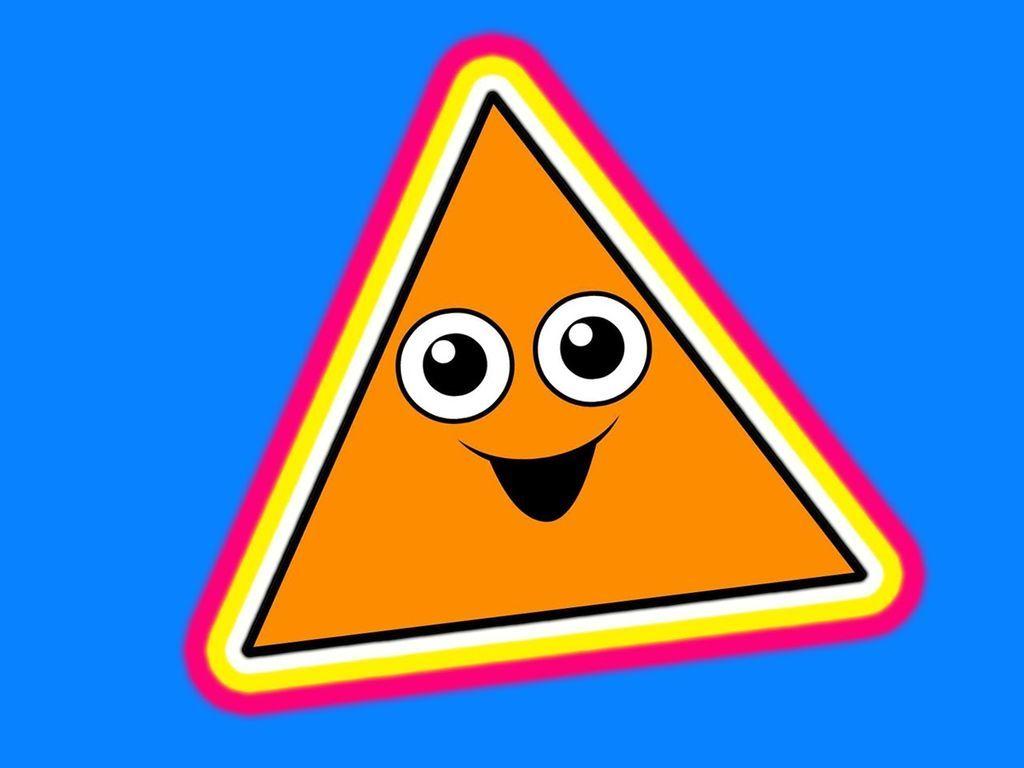 مجموع زوايا المثلث ليس دائمًا ١٨٠ درجة