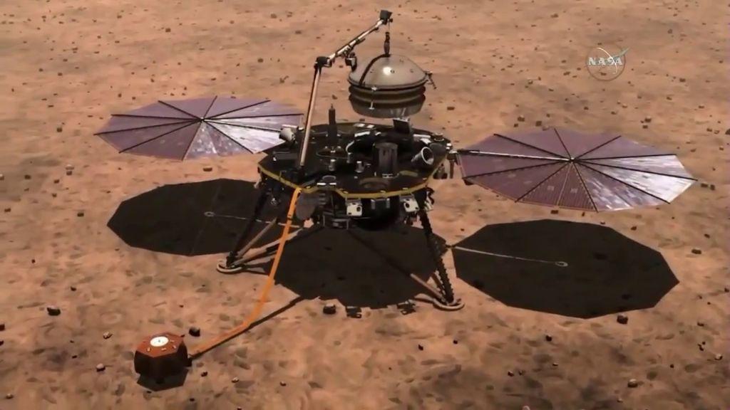 لماذا تبحث ناسا عن الزلازل المريخية؟