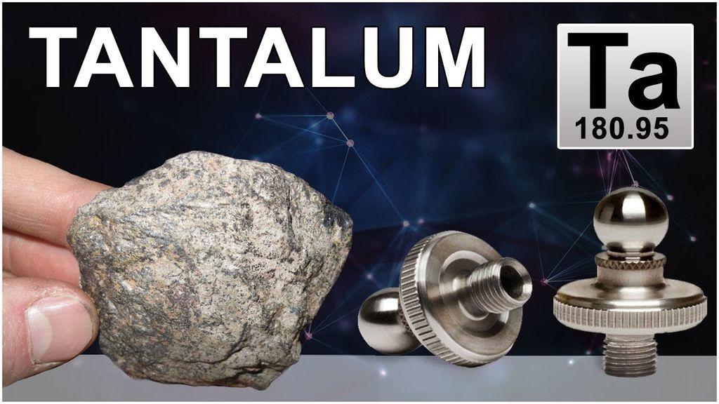 معلومات وحقائق حول عنصر التانتاليوم