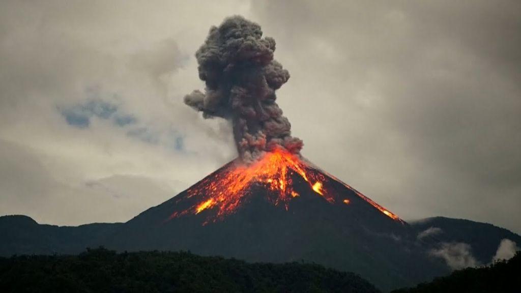 البركان : ما هي البراكين ؟