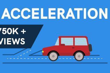 ما هو التسارع حركة الأجسام المادية الفيزياء النيوتنية الفيزياء الكلاسيكية المسافة الازاحة السرعة السرعة المتجهة التغير في السرعة في لحظة زمنية