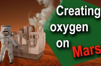 اكتشاف طريقة جديدة لتكوين الأكسجين على المريخ وجد العماء الآن طريقة جديدة تمكنهم من إنتاج غاز الأكسجين على الكوكب الأحمر من ثاني أكسيد الكربون