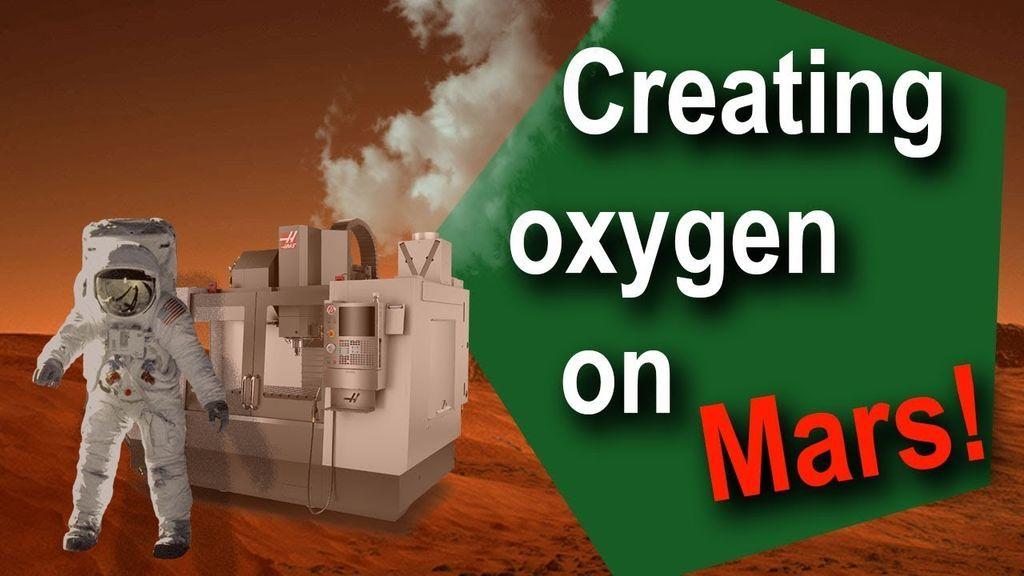 اكتشاف طريقة جديدة لتكوين الأكسجين على المريخ