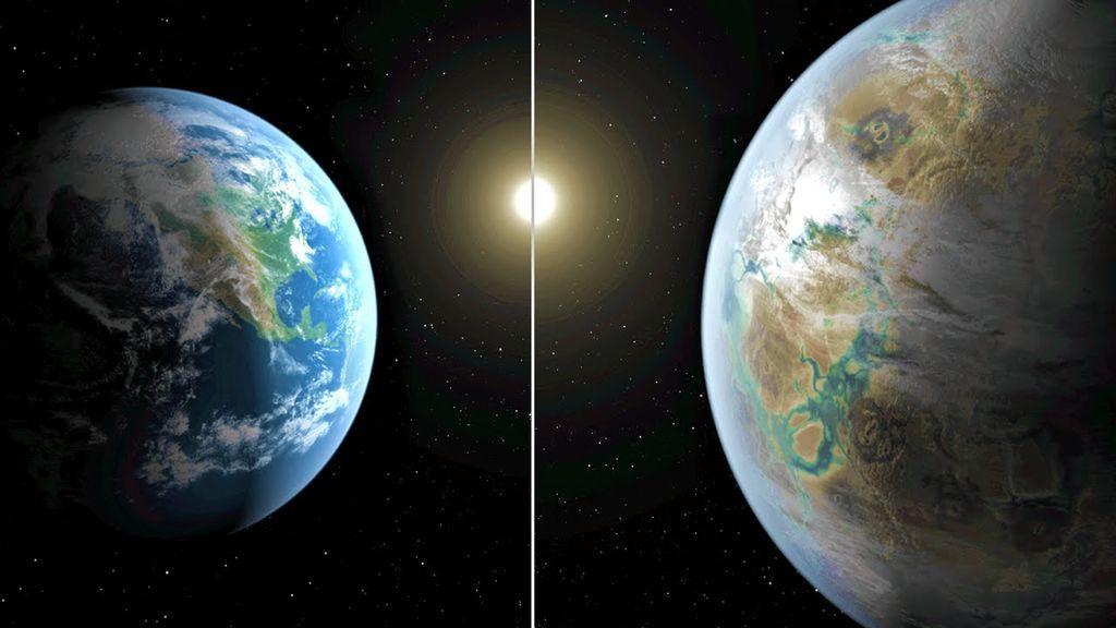 اكتشاف أشبه كوكبين بالأرض على مسافة 12.5 سنة ضوئية