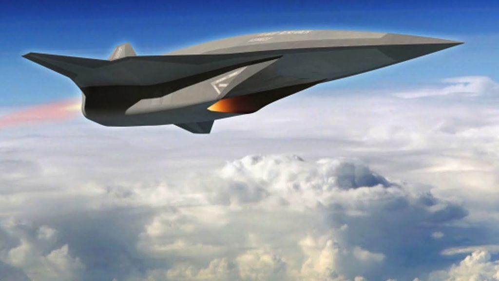 هل عادت طائرة التجسس الأمريكية مخترقة حاجز الصوت؟