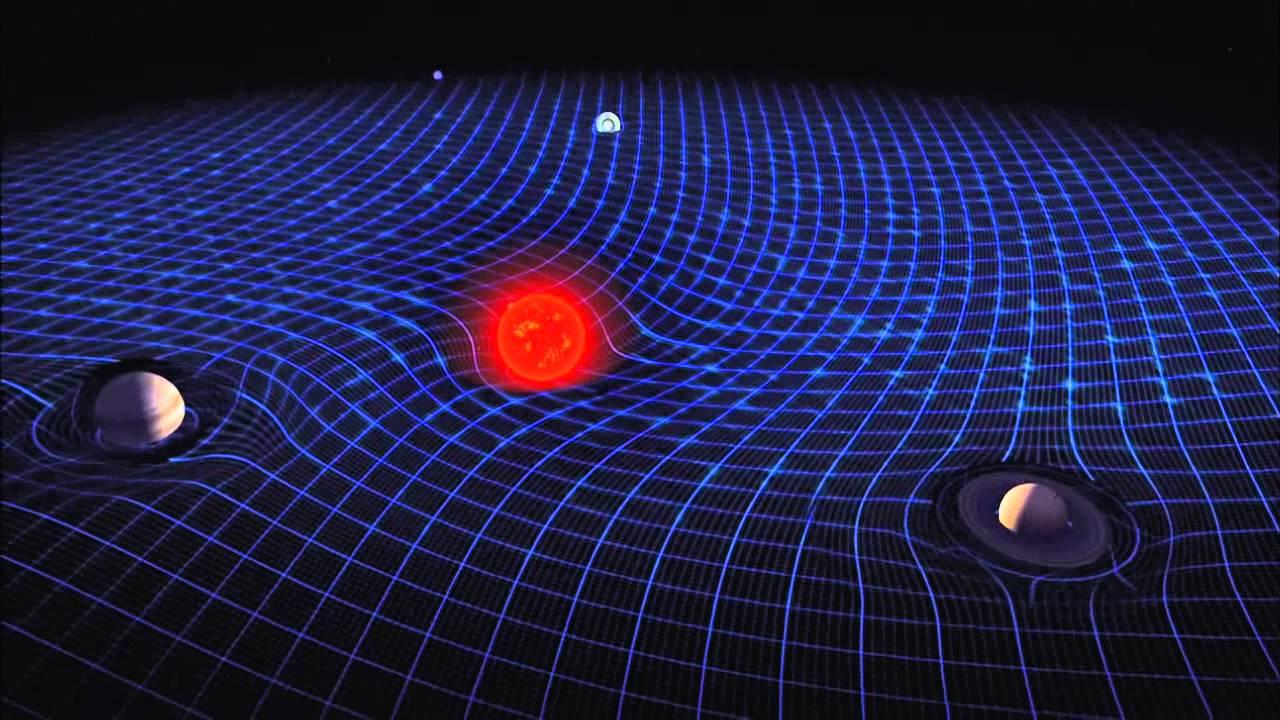 سلسلة النظرية النسبية: النسبية العامة اذا لم تكن الجاذبية قوة فكيف تسرع الاجسام؟