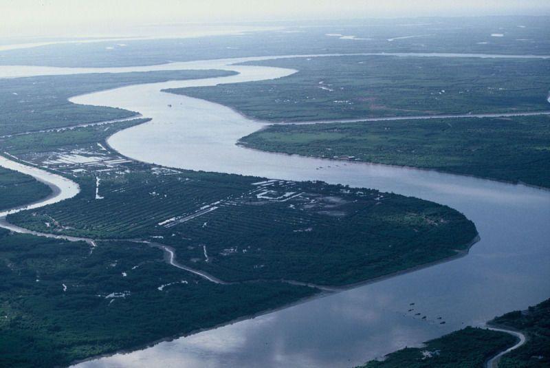 حقائق عن نهر الميكونغ حقائق ومعلومات ممتعة لم تكن تعرفها من قبل عن نهر الميكونغ النهر الثاني عشر الأكبر في العالم الصين آسيا فيتنام