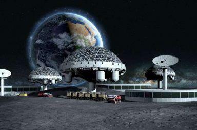 يشتبه الجيولوجيون بوجود كنوز من المعادن الثمينة مدفونة تحت سطح القمر التنقيب عن الثروات الباطنية في القمر المعادن الثمينة في الفضاء