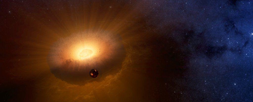لدى العلماء فرضية جديدة غريبة عن نشوء القمر