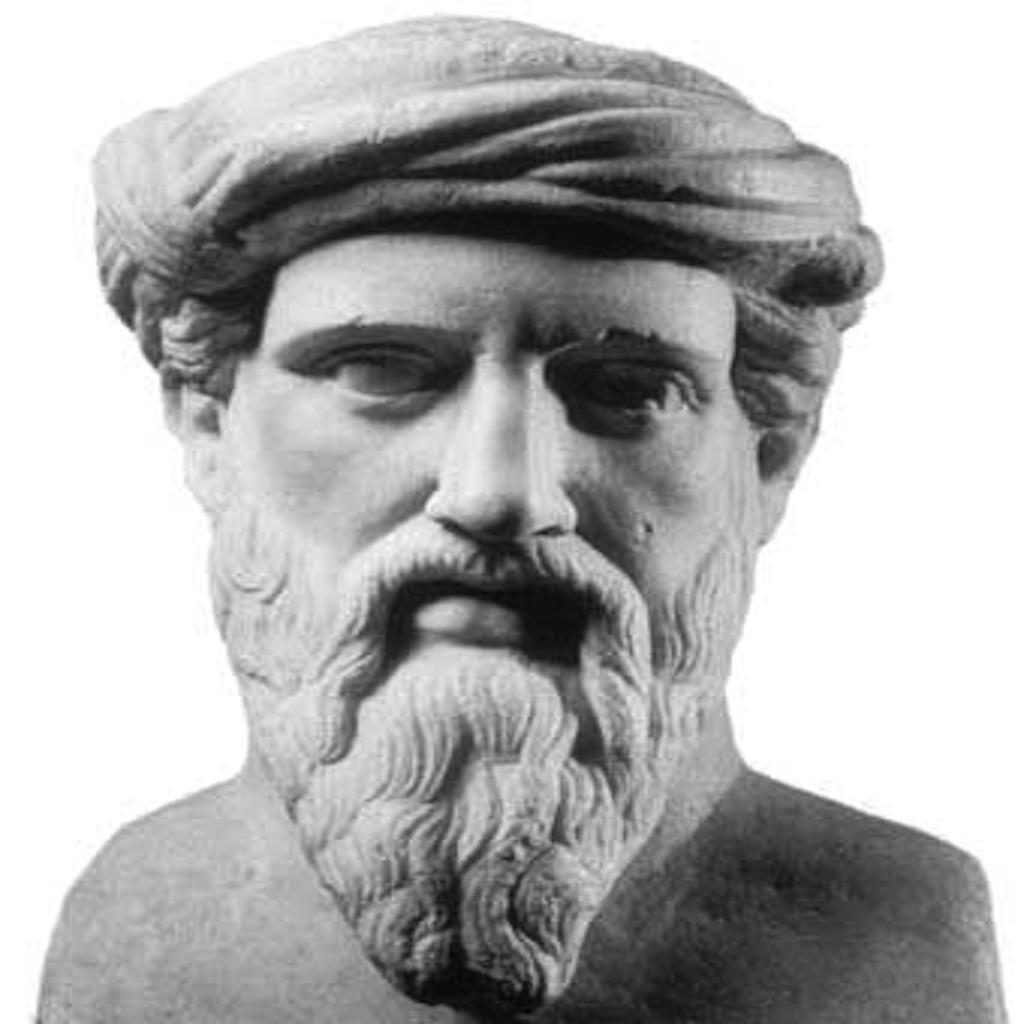 سلسلة تاريخ الرياضيات الرياضيات عند الاغريق - فيثاغورس