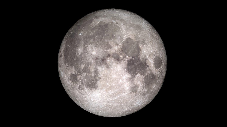 هل يحوي القمر مياهًا جوفية؟