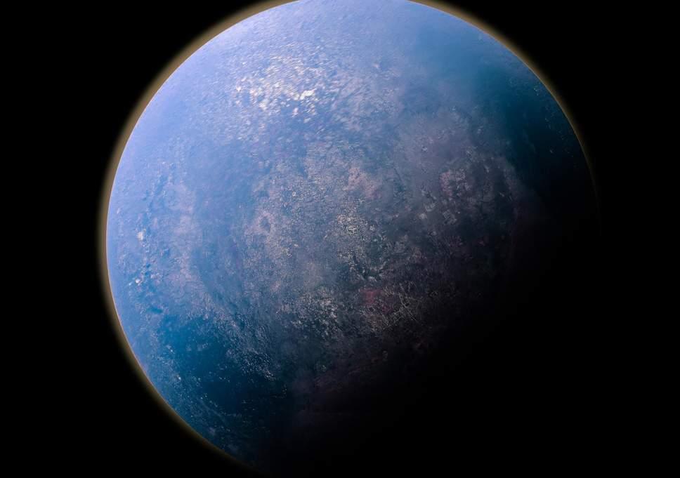 حقائق مدهشة عن كوكب نبتون معلومات حول كوكب نبتون آخر كوكب من كواكب المجموعة الشمسية الترتيب الثامن إله البحار لدى الرومان