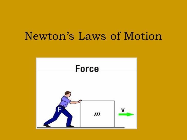 قوانين نيوتن للحركة حركة الأجسام الضخمة وكيفية تفاعلها مع بعضها في إطار مرجعي من القصور الذاتي القوة الكتلة التسارع الميكانيكا النسبية