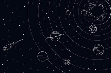 ما هي المجموعة الشمسية وكيف تشكلت