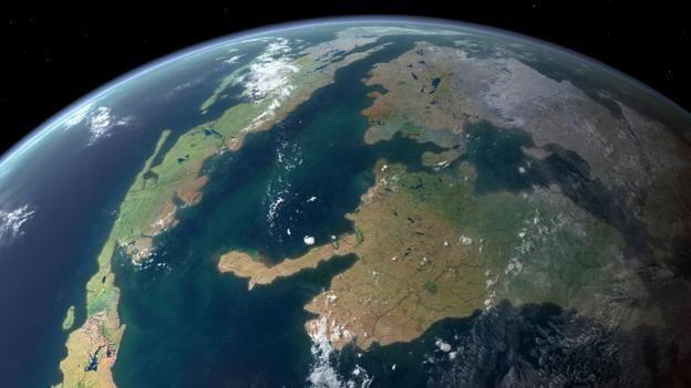 كيف سيكون شكل الأرض بعد 100 مليون سنة ؟