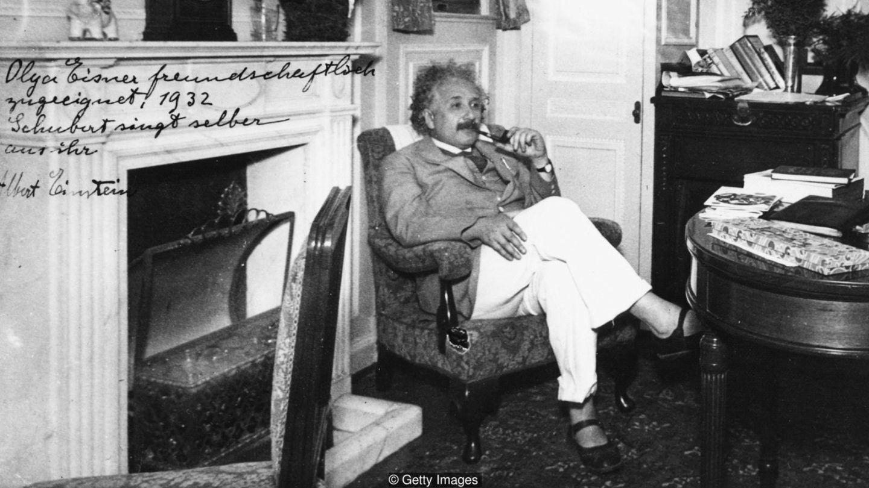 ما الذي يمكن تعلمه من عادات أينشتاين الغريبة؟