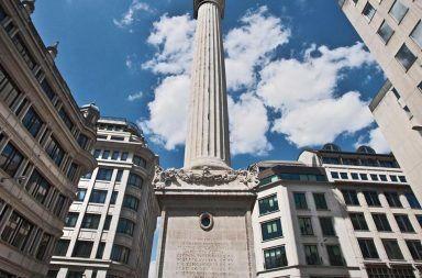 النصب التذكاري هوك لندن
