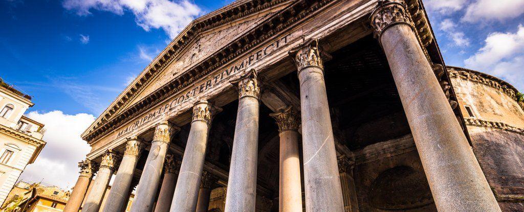 لماذا تعتبر الخرسانة الرومانية القديمة أكثر كفاءة من الخرسانة الحديثة؟