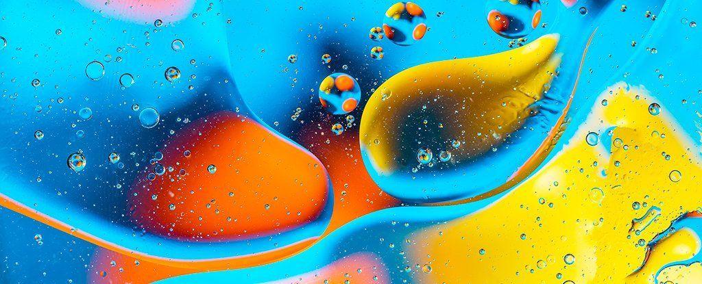 يمتلك الماء أكثر من نوع واحد من الجزيئات، كيف ذلك؟