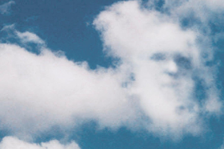 هل سبق أن رأيت صورة وجه مألوف في الغيوم؟ لست الكائن الوحيد الذي يتخيلها