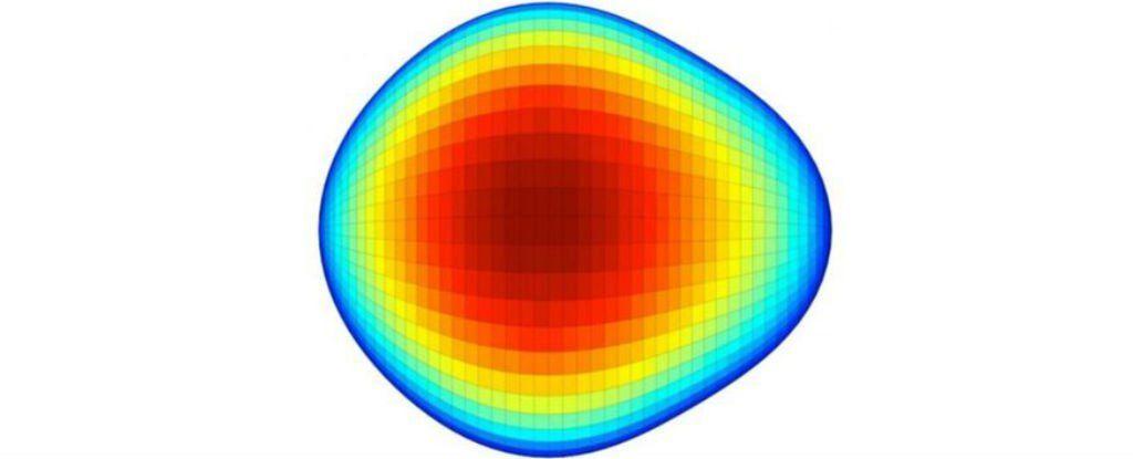 نواة ذرة غريبة الشكل يمكنها أن تدمّر فكرة السفر عبر الزمن من أساسها