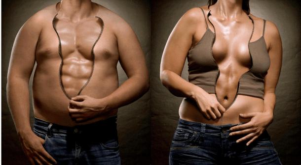 هاجس الجسم المثالي وبناء العضلات يخلق مشاكل نفسية للكثير من الرجال