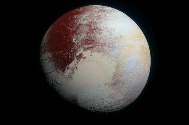 بلوتو كوكب قزم النظام الشمسي