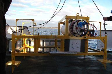 اختفاء مرصد علمي بالكامل من قاع البحر في ظروف غامضة محطة مراقبة بيئية تقع في قاع بحر البلطيق على ساحل ألمانيا قاع بحر البلطيق