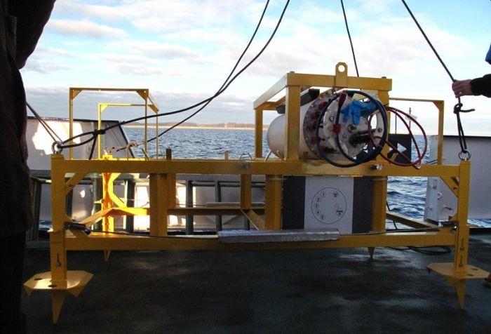 اختفاء مرصد علمي بالكامل من قاع البحر في ظروف غامضة