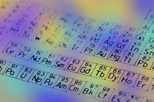 المعادن الكونية الثقيلة تساعد العلماء على تتبع تاريخ المجرات