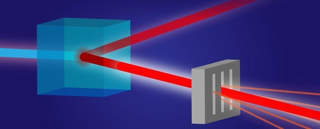أخيرًا تمكن العلماء من إنتاج جهاز الأشعة السينية الكمومي التأثير الكمي في جهاز الأشعة السينية ضوضاء الخلفية المرافقة للفحص الدقيق