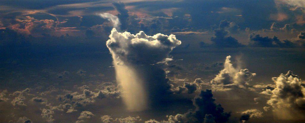 """"""" انهار عملاقة """" في السماء هي السبب وراء الفيضانات الكبرى"""