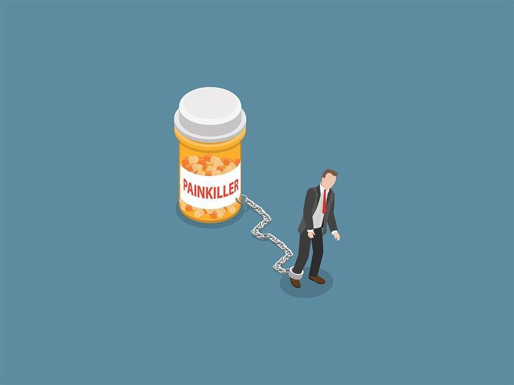 إدمان المواد الأفيونية المساعدة في تخفيف الألم إساءة استخدام الأدوية الأفيونية أضرار الأفيون تناول الأفيون دواء يوصف لتخفيف الآلام الجسدية