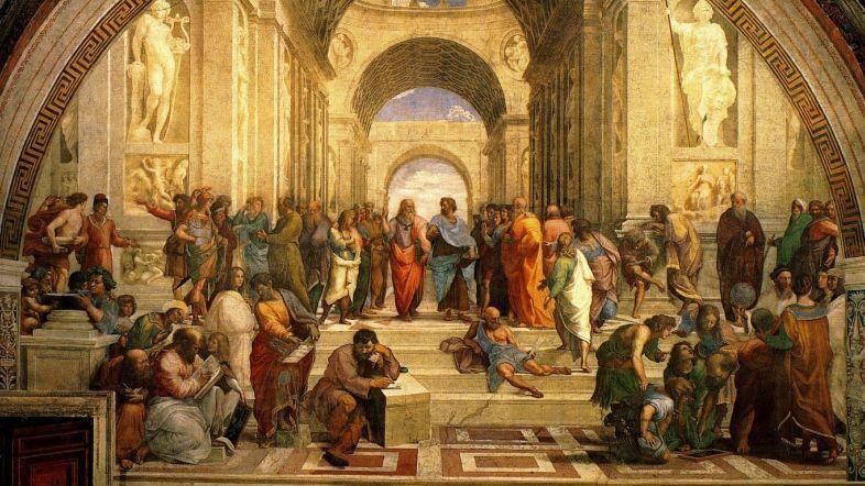 مدرسة أثينا