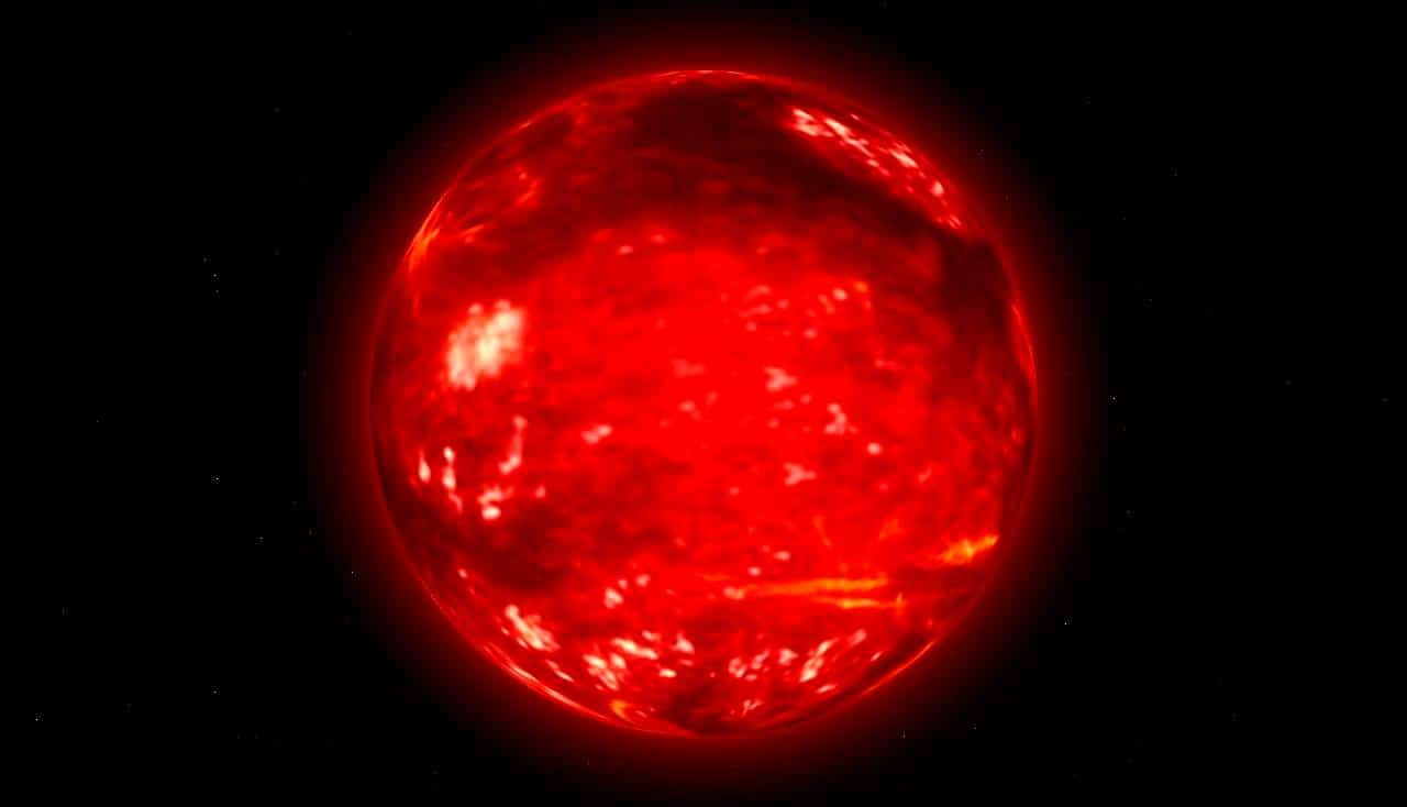 red giant star - 1280×734