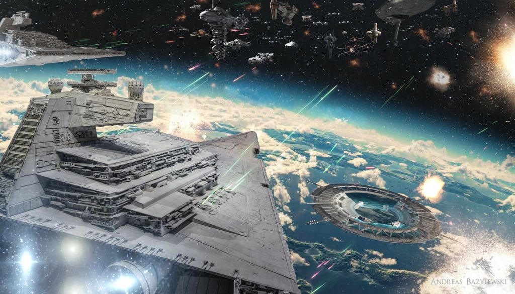 عذرًا مُحبي الخيال العلميّ، فالحرب في الفضاء ليست شبيهة بتلك التي في هوليود