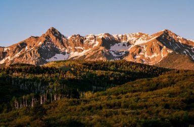 طريقة تشكل الجبال - أنواع الجبال