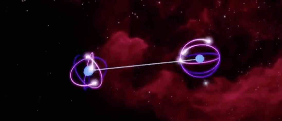 تحطيم الرقم القياسي العالمي بتشابك عشر ازواج فوتونية