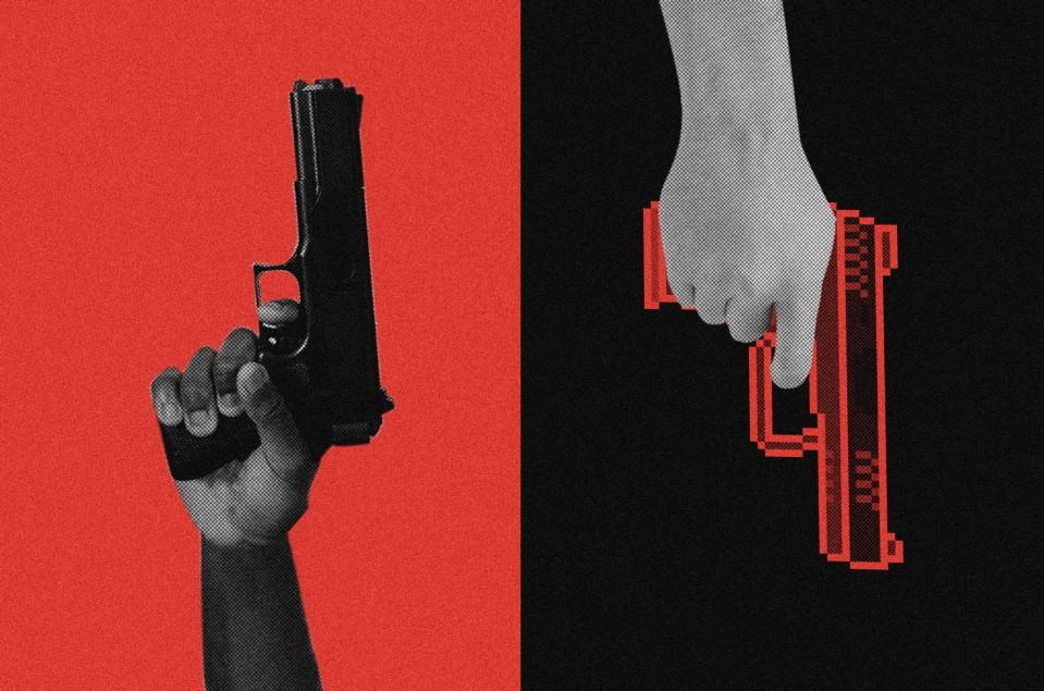 هل توجد علاقة بالفعل بين ألعاب الفيديو والعنف؟