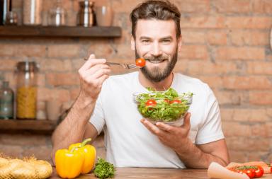 هل هناك صلة بين النباتية و الاكتئاب ؟هل هناك صلة بين النباتية و الاكتئاب ؟