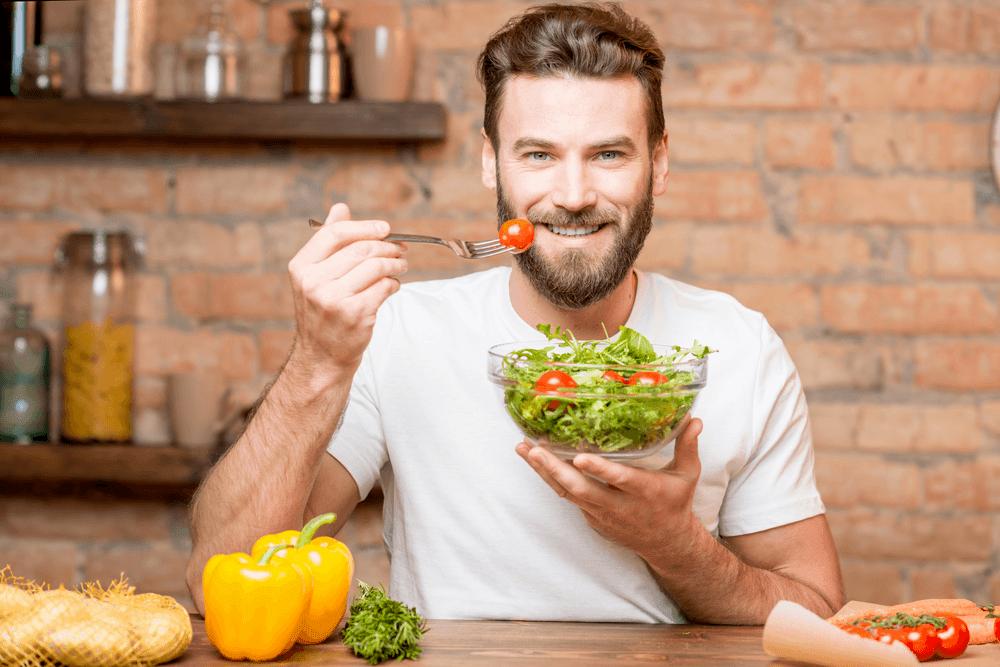 هل هناك صلة بين النباتية و الاكتئاب ؟
