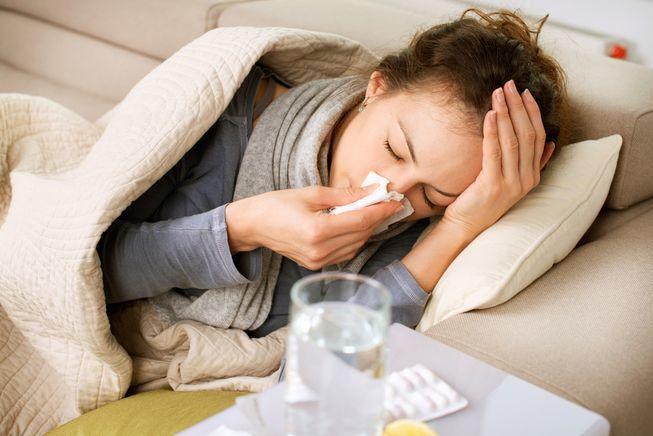 كيف تقلل من خطر اصابتك بنزلات البرد و الانفلونزا ؟